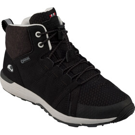 Viking Stockholm Mid GTX Shoes Junior Black/White